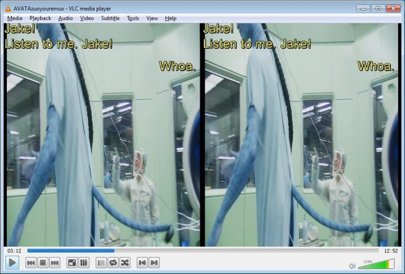 DVDFab Forum - Subtitles displaying twice in 3D movies