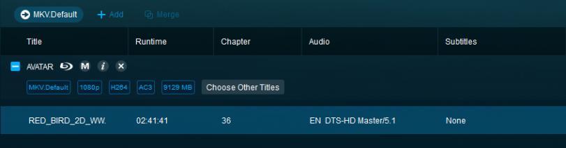 DVDFab Forum - Avatar subtitles