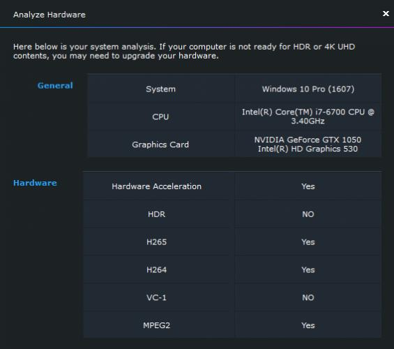 DVDFab Forum - PC HW requirements for 4K/UHD and HDR?